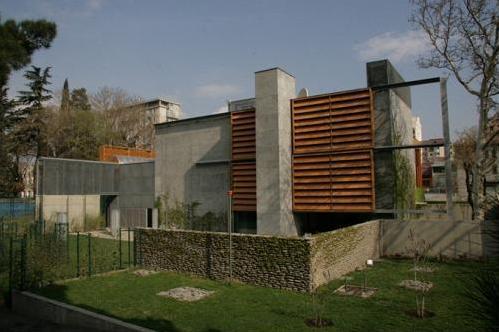 Budova velvyslanectví České republiky v Gruzii