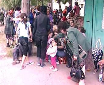 Uprchlíci z Jižní Osetie