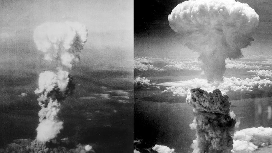 Nagasaki (Fat Man Bomb)