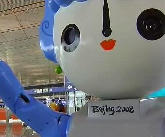 Olympijský robot