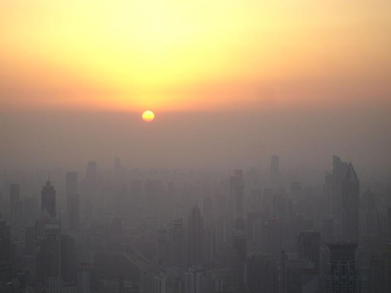 Znečištění ovzduší v Pekingu