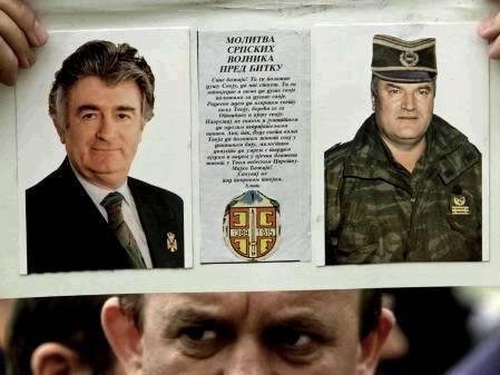 ICTY hledá Karadžiče a Mladiče