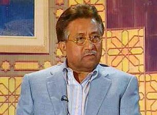 Pákistánský prezident Parvíz Mušaraf