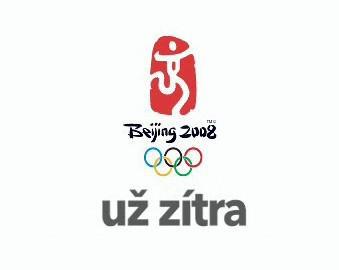 Čínská olympiáda už zítra