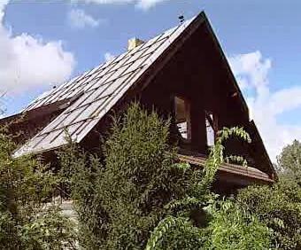 Jeden z Gočárových domků