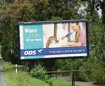 Volební kampaň ODS