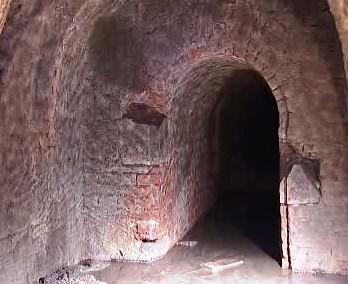 Podzemní chodby pod Josefovem