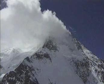 Druhý nejvyšší vrchol světa - K2