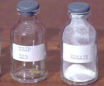 Vzorky drog