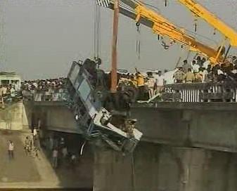 Nehoda v Indii