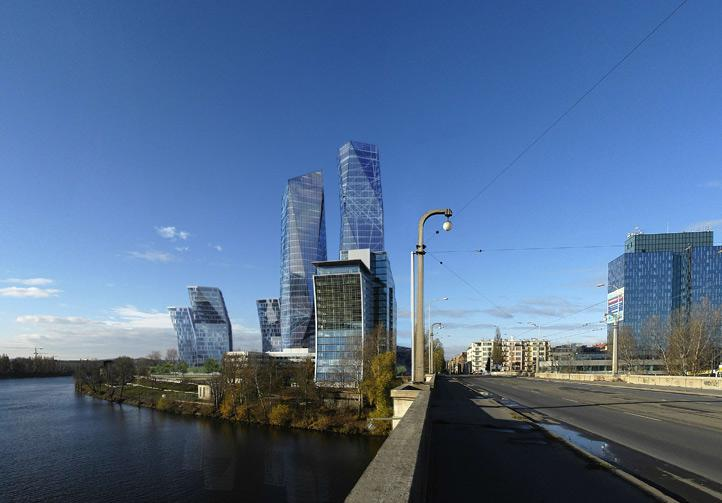 Tower City Holešovice