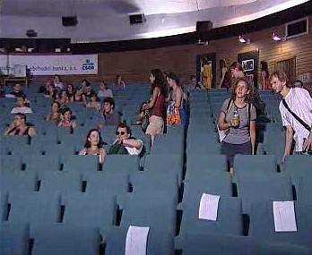 Letní filmová škola v Uherském hradišti