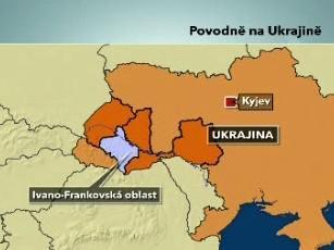 Povodně na Ukrajině