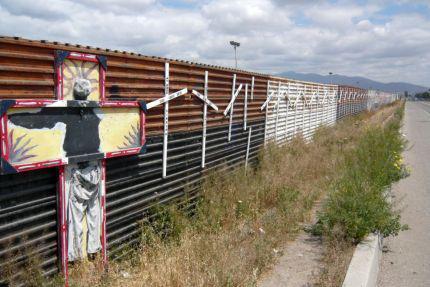 Hraniční plot