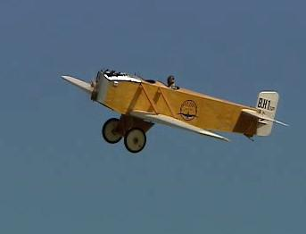 Letadlo Avia BH 1
