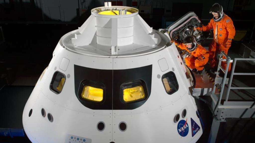 Výzkum NASA