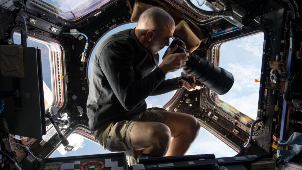 Astronaut NASA Chris Cassidy