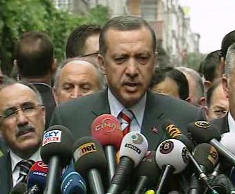Erdogan: \