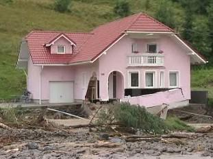 Dům po povodni