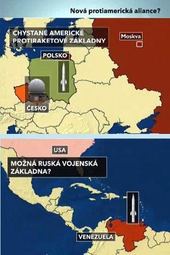 Chystá Rusko odvetu za radar?