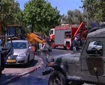 Atentátník znovu zaútočil na jeruzalémskou dopravu