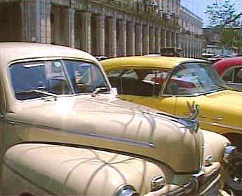 Veteráni na Kubě