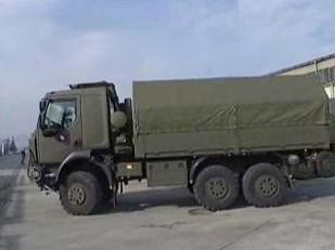 Nákladní vůz značky Tatra