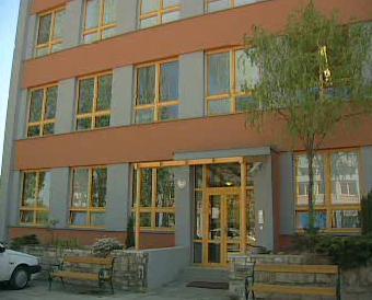 Nově zrekonstruovaná škola