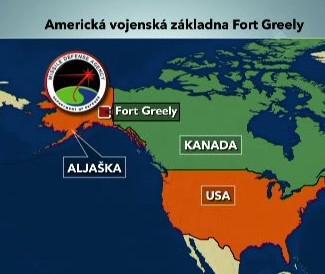 Ve Fort Greely mají Američané nejvíc raket