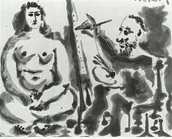 Jeden z ukradených obrazů Picassa