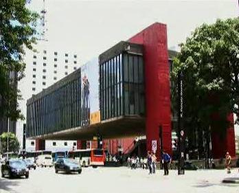 Státní obrazárna v Sao Paulu