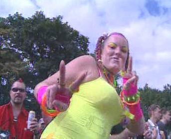 Love Parade 2008 hostí Dortmund
