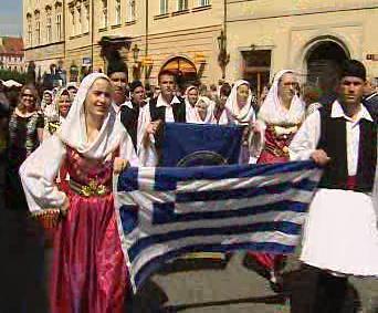Pražské folklorní slavnosti