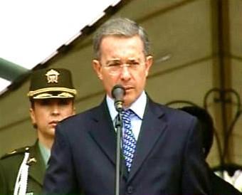 <b>Uribe:</b> \