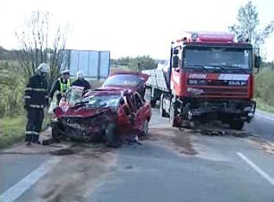 Tragická nehoda
