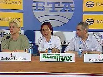 Propuštění bulharští zdravotníci