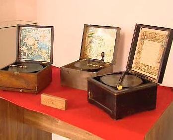 Muzeum hudebních strojů