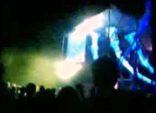 Laserová show