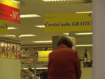 Českobudějovický obchod Julius Meinl