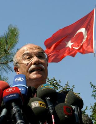 Turecký vrchní pokurátor