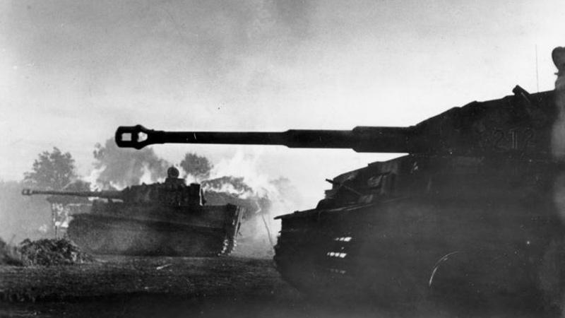 Bitva u Kurska v roce 1943