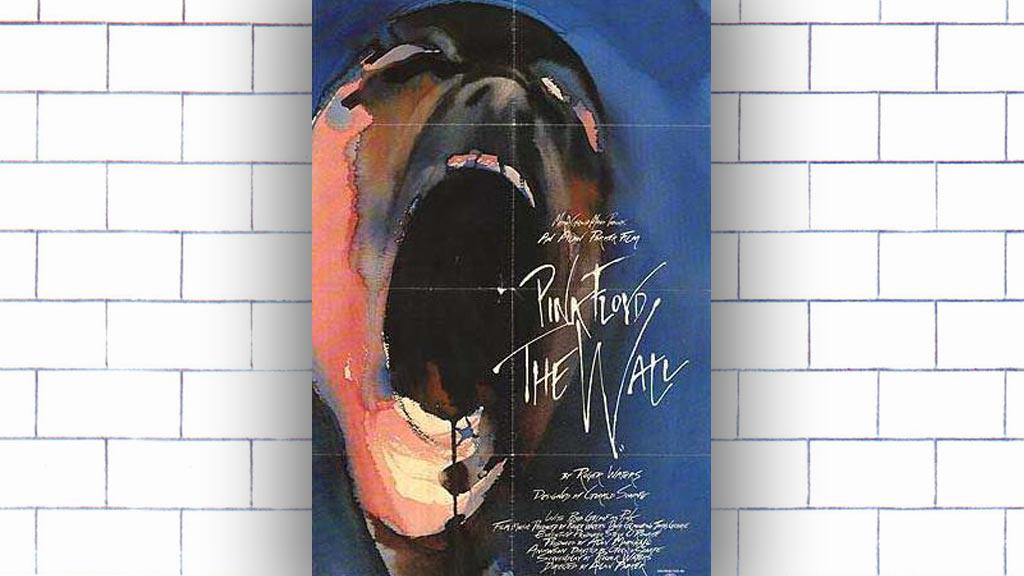 Pink Floyd - The Wall filmový plakát