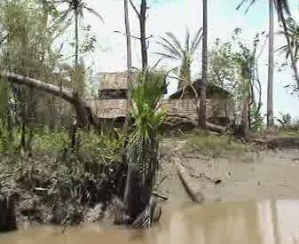 Barma po cyklonu Nargis