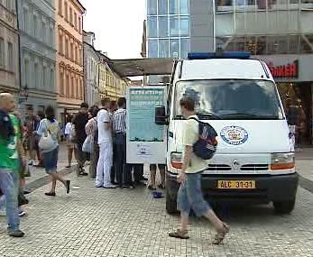 Mobilní stanoviště městské policie
