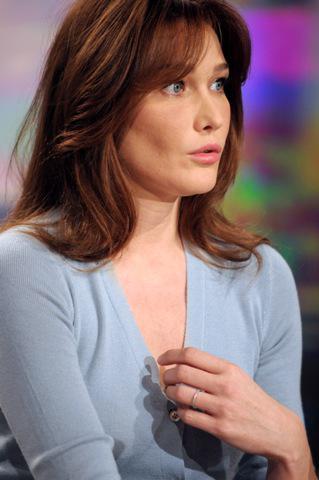 Carla Bruni-Sarkozyová