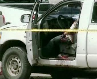 Oběť střelby
