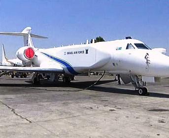 Izraelské špionážní letadlo