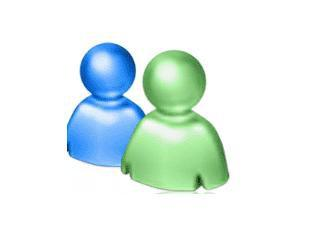 Logo MSN Messenger