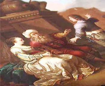 Obraz z lichtenštejnských sbírek