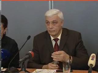 Ruský generál Jevgenij Bužinskij